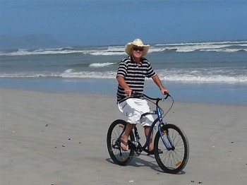 Beach-cycling